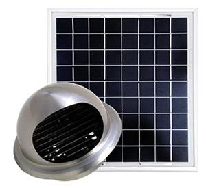 創エネドーム型150ソーラー換気装置,solar ventilator